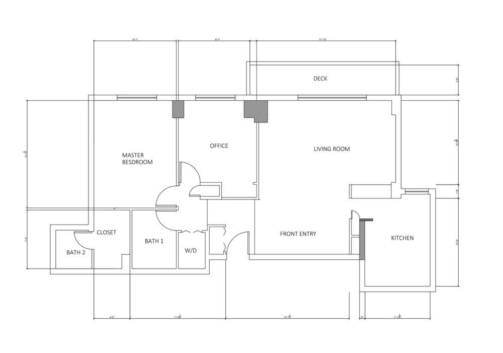as-is-floorplan